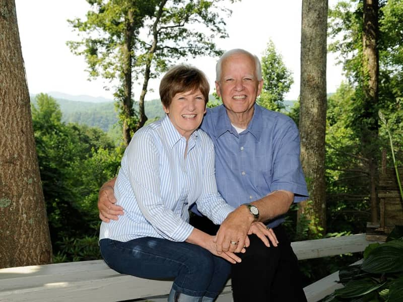 Joseph & Mary from Lake Lure, North Carolina, United States