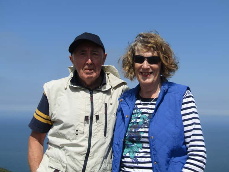 Margaret & David from Northwich, United Kingdom
