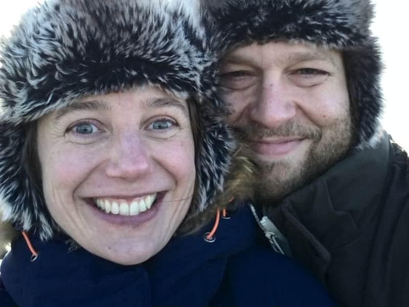 Einar & Ingibjörg from Kópasker, Iceland