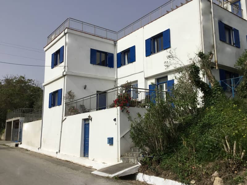 Housesitting assignment in Kolympári, Greece