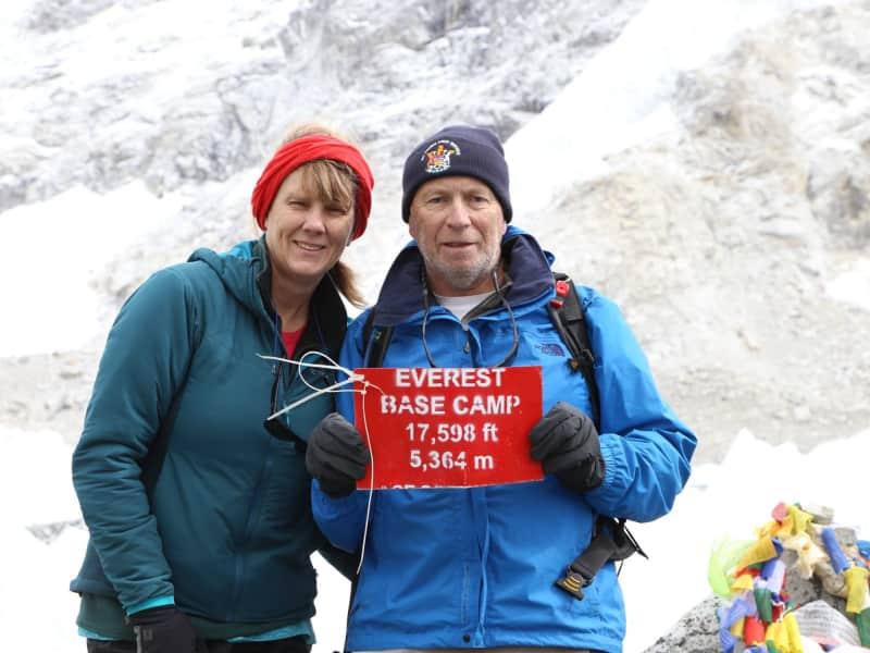 Wendy & Allan from Vernon, British Columbia, Canada