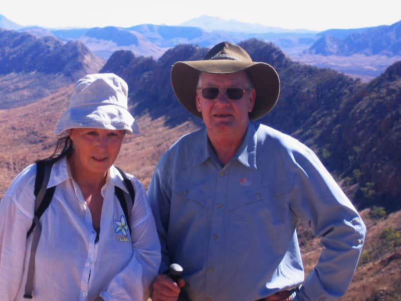Rosanna & Philip from Adelaide, South Australia, Australia