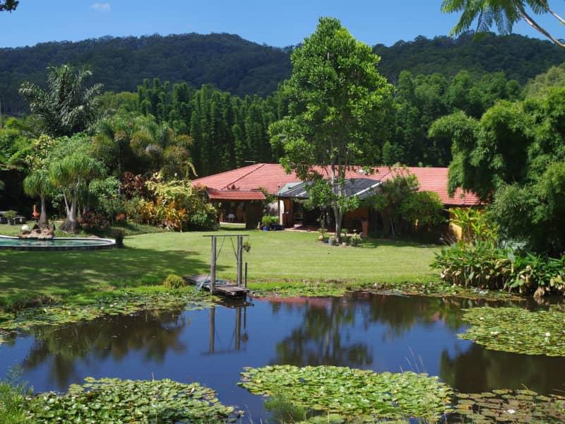 Housesitting assignment in Burringbar, New South Wales, Australia