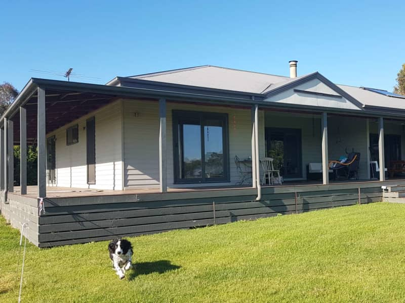 Housesitting assignment in Somerville, Victoria, Australia