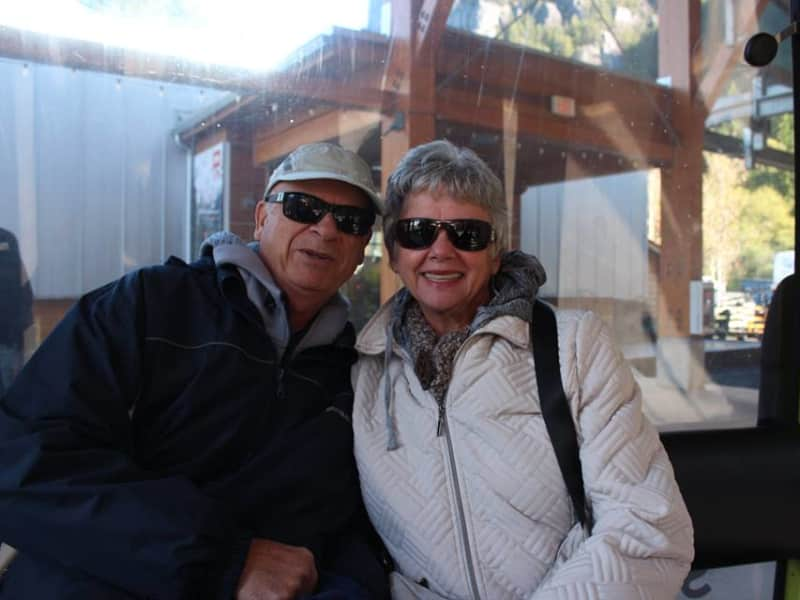 Dana & Henk from New Westminster, British Columbia, Canada