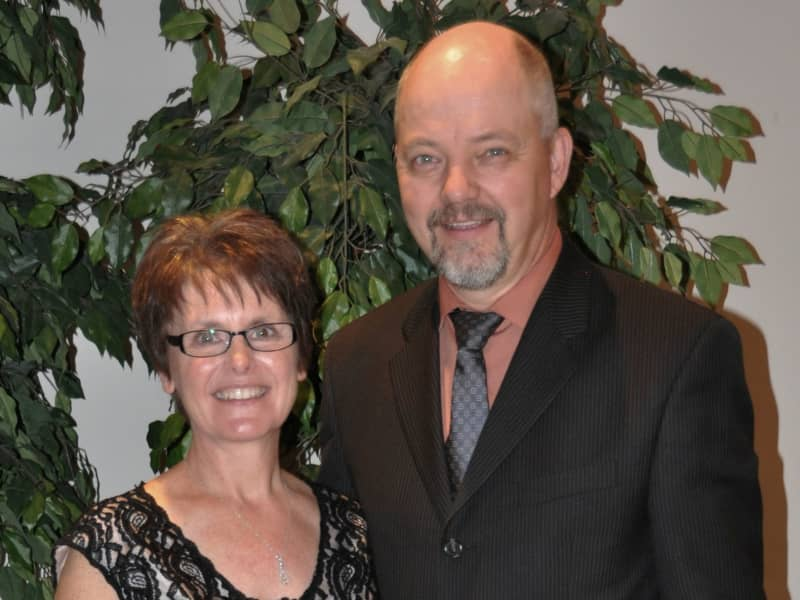 Roy & Karen from Redvers, Saskatchewan, Canada