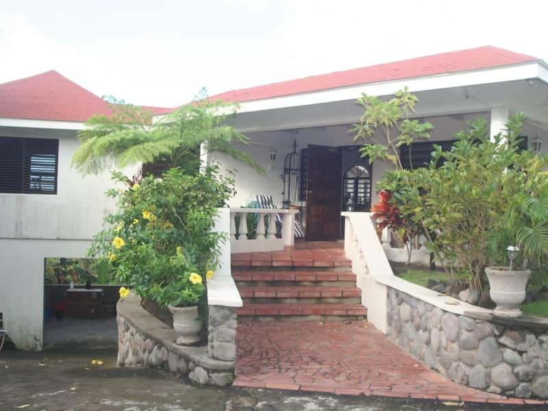 Housesitting assignment in Olveston, Montserrat