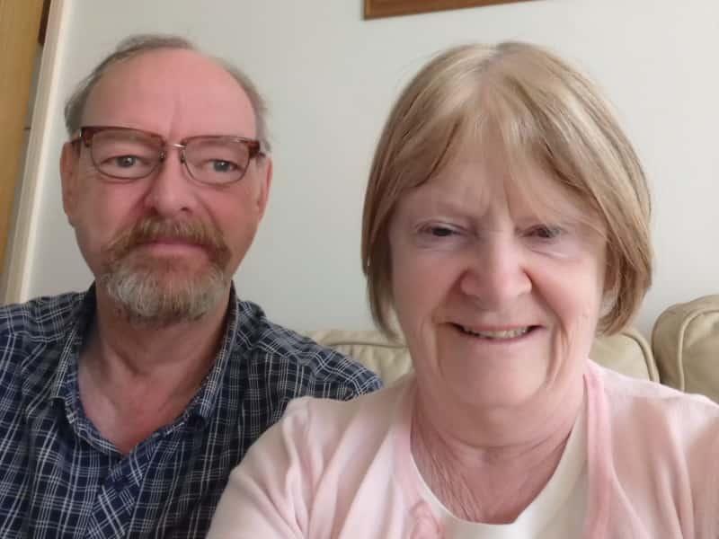 Ann & Ron from Greenford, United Kingdom