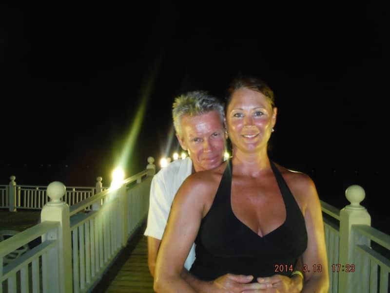 Lori & Dave from Oliver, British Columbia, Canada