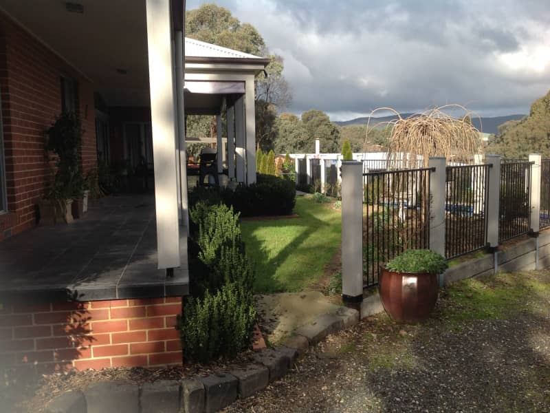 Housesitting assignment in Wodonga, Victoria, Australia