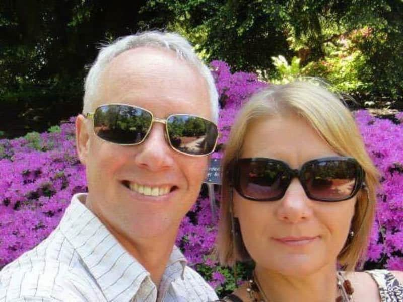 Mark & Tina from Carshalton Beeches, United Kingdom