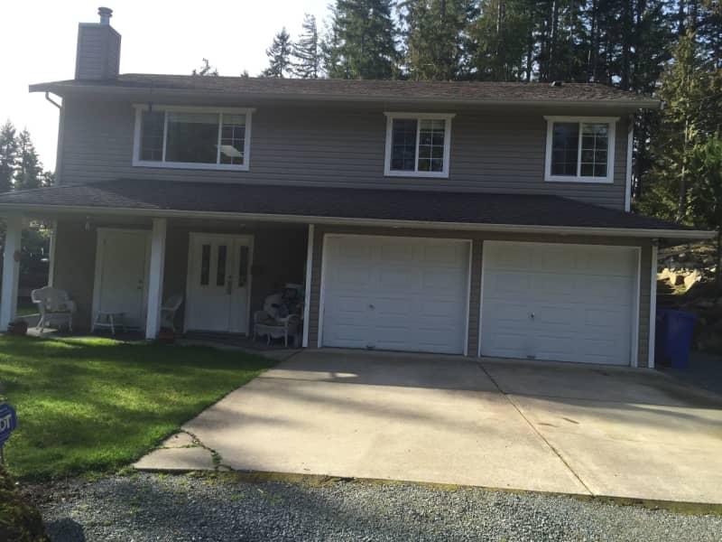 Housesitting assignment in Shawnigan Lake, British Columbia, Canada