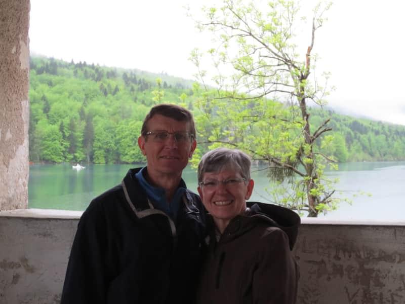 Toni & Esa from Calgary, Alberta, Canada