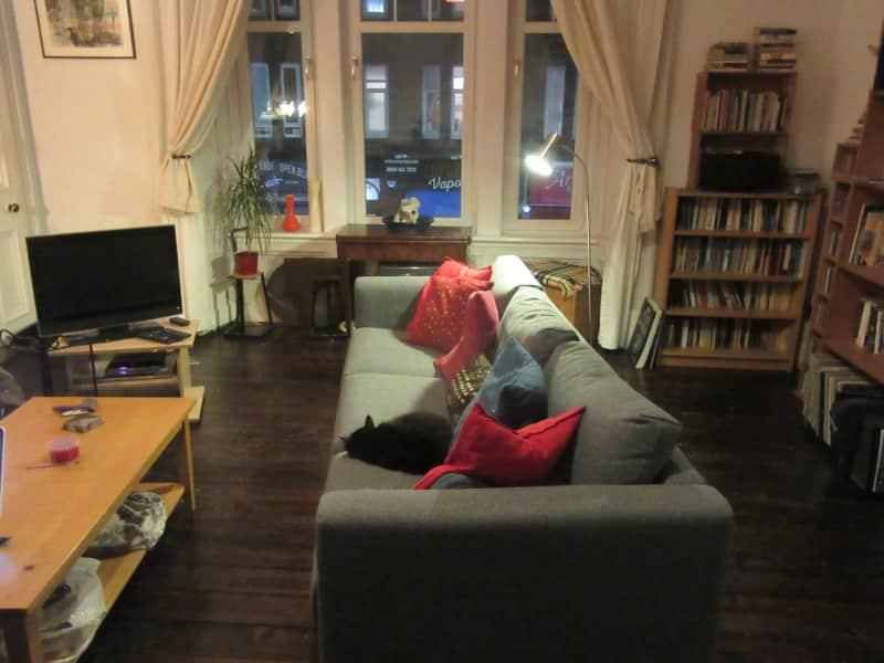 Housesitting assignment in Glasgow, United Kingdom