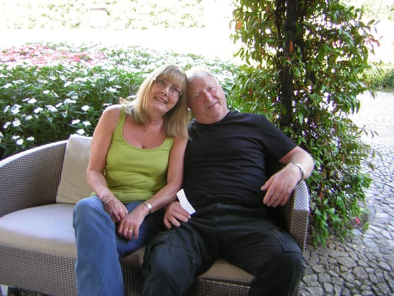 Robert & Margaret from Heswall, United Kingdom