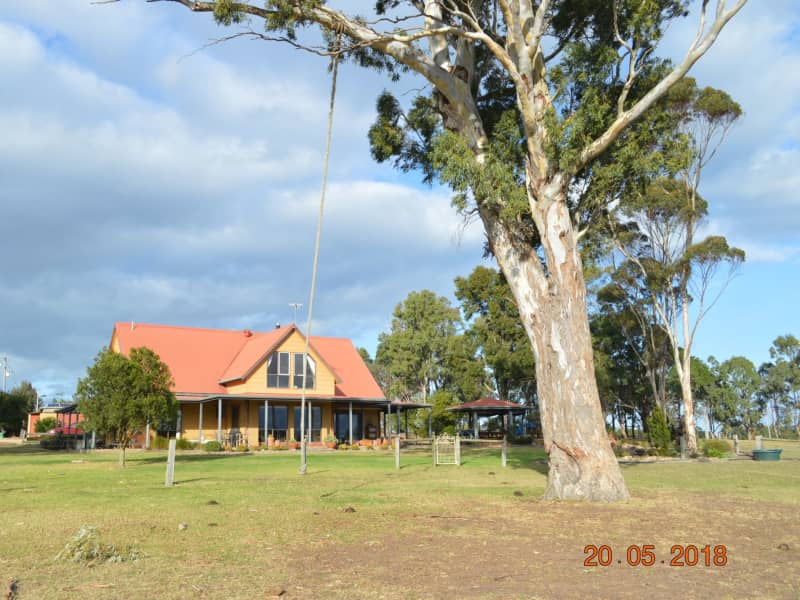 Housesitting assignment in Maffra, Victoria, Australia
