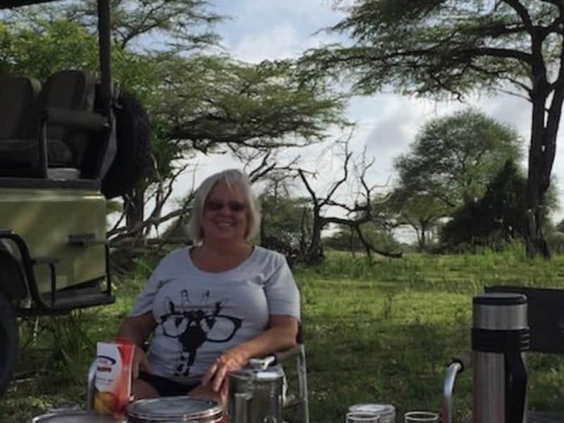 Kathy from Dar es Salaam, Tanzania