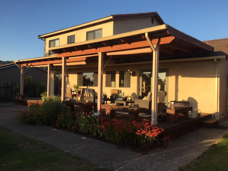Housesitting assignment in Napa, California, United States