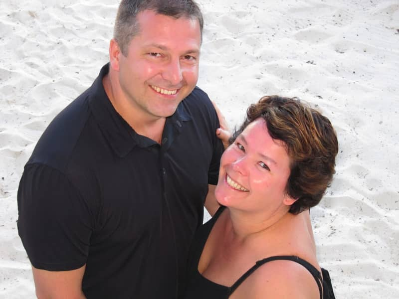 Maureen & Ray from Cochrane, Alberta, Canada