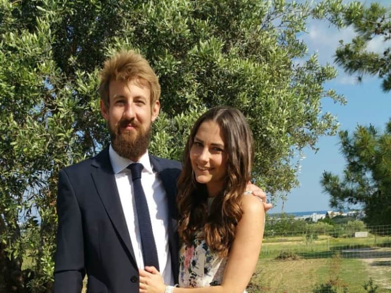 Hannah & Anthony from Farnsfield, United Kingdom