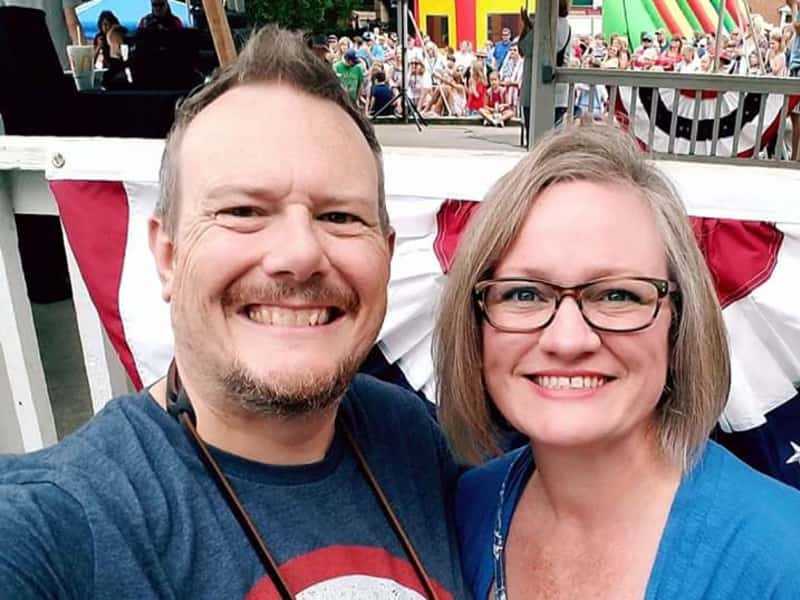Sharon & Bob from Versailles, Kentucky, United States