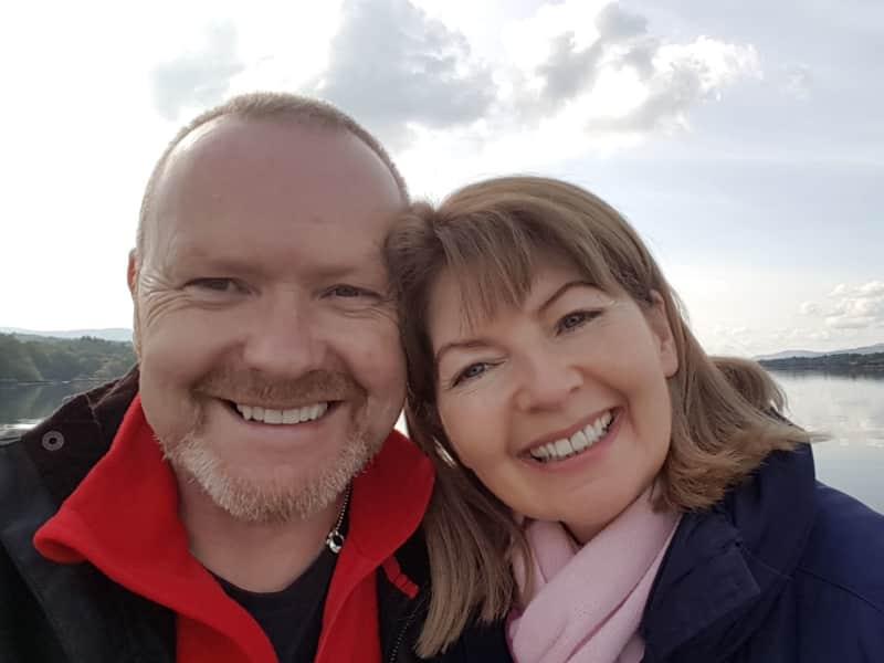 Irene & Jim from Naas, Ireland