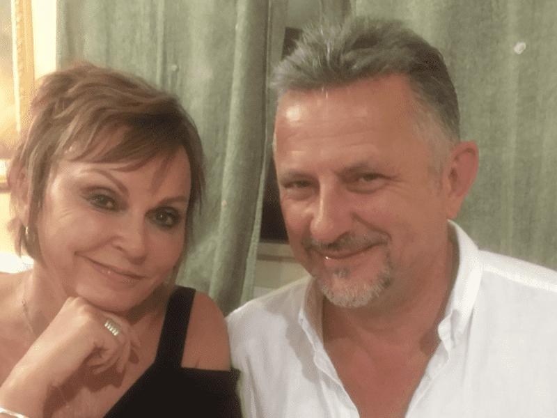 Susan - daniel & Susan from Montalbano Jonico, Italy