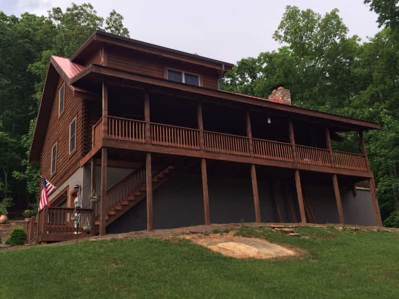 Housesitting assignment in Lynchburg, Virginia, United States