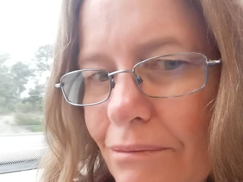 Gail from Cloverdale, Western Australia, Australia