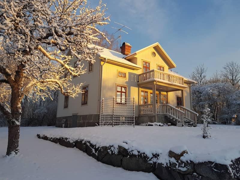 Housesitting assignment in Örebro, Sweden