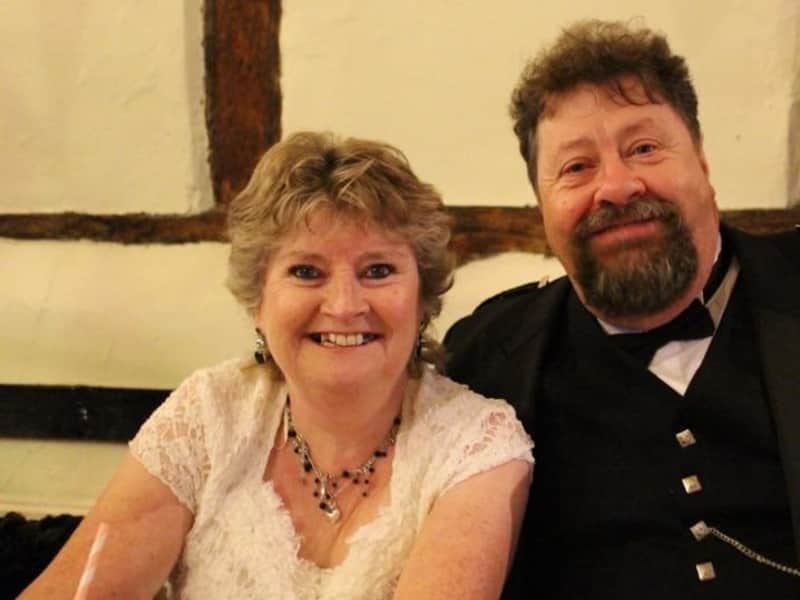 Robina & Bill from Lochgilphead, United Kingdom