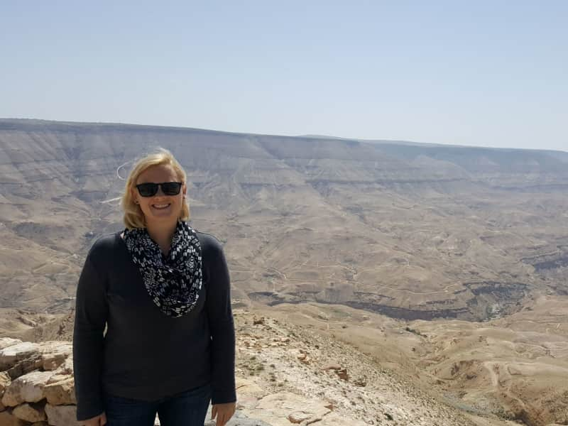 Kristin from Abu Dhabi, United Arab Emirates