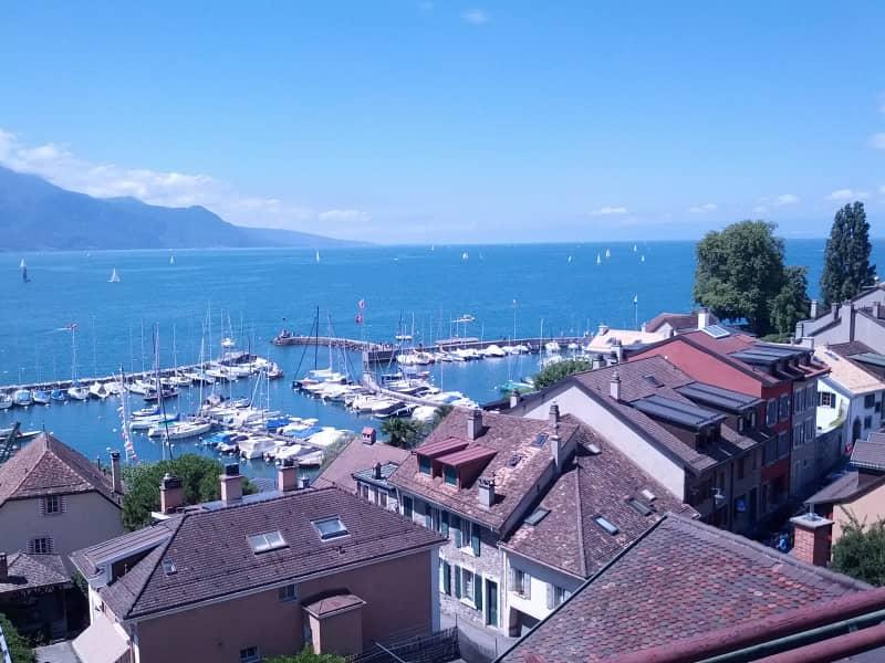Housesitting assignment in Vevey, Switzerland