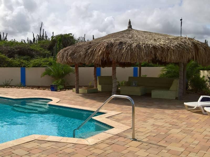 Housesitting assignment in Santa Cruz, Aruba