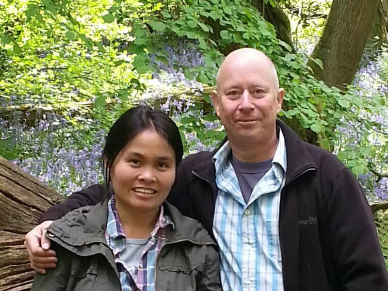 Roger & Catherine from Bristol, United Kingdom