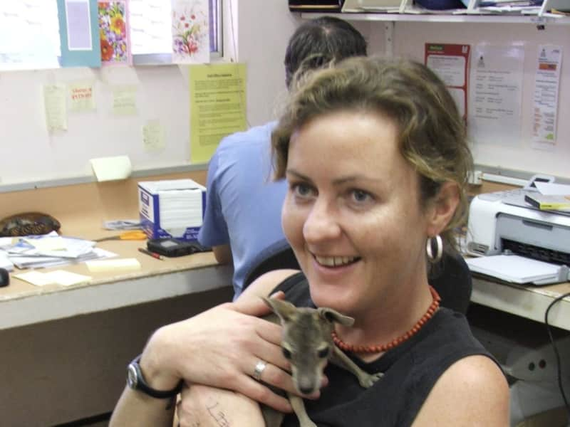 Kirsty from Ballarat Central, Victoria, Australia