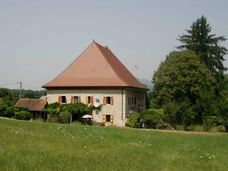Housesitting assignment in Amancy, France