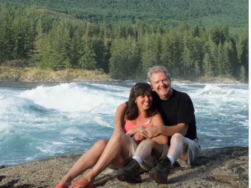 Denise & Jack from Chase, British Columbia, Canada