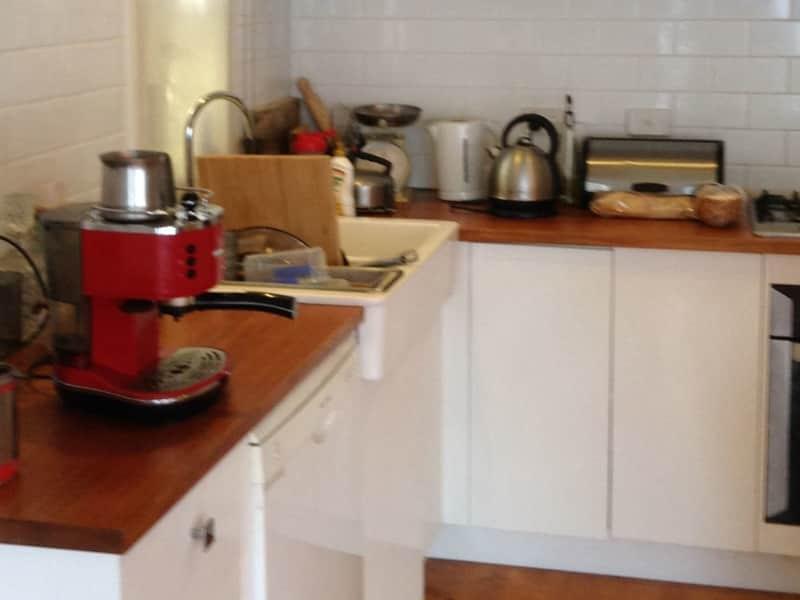 Housesitting assignment in Brunswick, Victoria, Australia