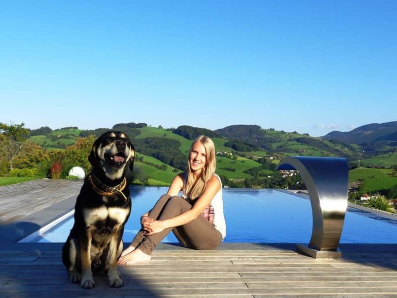 Lisa from Steyr, Austria