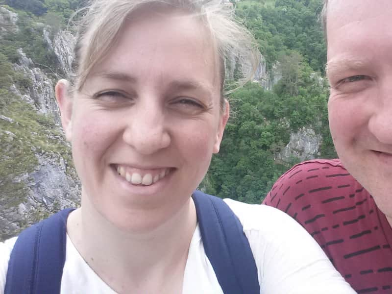 Emma & Steve from Todmorden, United Kingdom