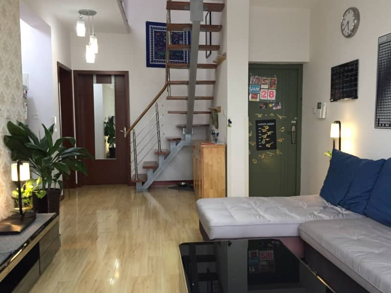 Housesitting assignment in Chengdu, China