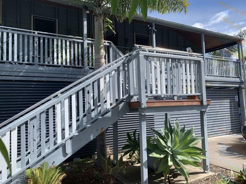 Housesitting assignment in Point Vernon, Queensland, Australia