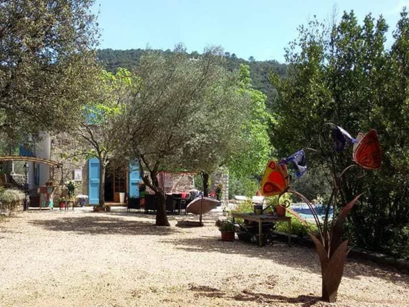 Housesitting assignment in Corbés, France
