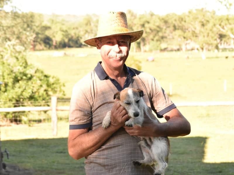 Keith from Brisbane, Queensland, Australia