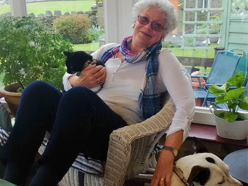 Sandra from Shelford, United Kingdom