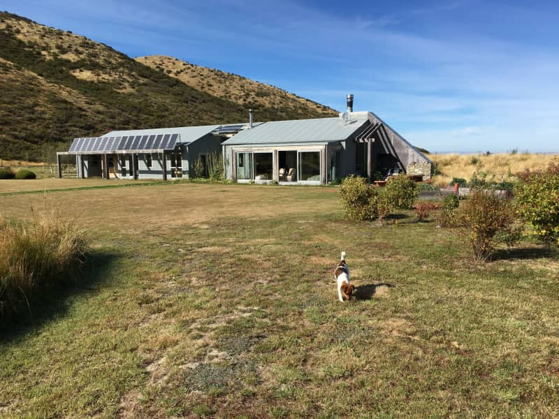 Housesitting assignment in Saint Bathans, New Zealand