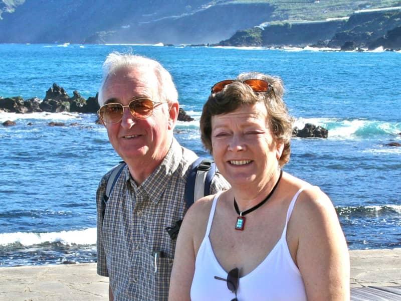 John & Chris from Waterford, Ireland