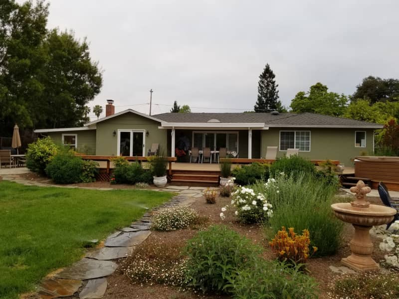 Housesitting assignment in Los Altos, California, United States