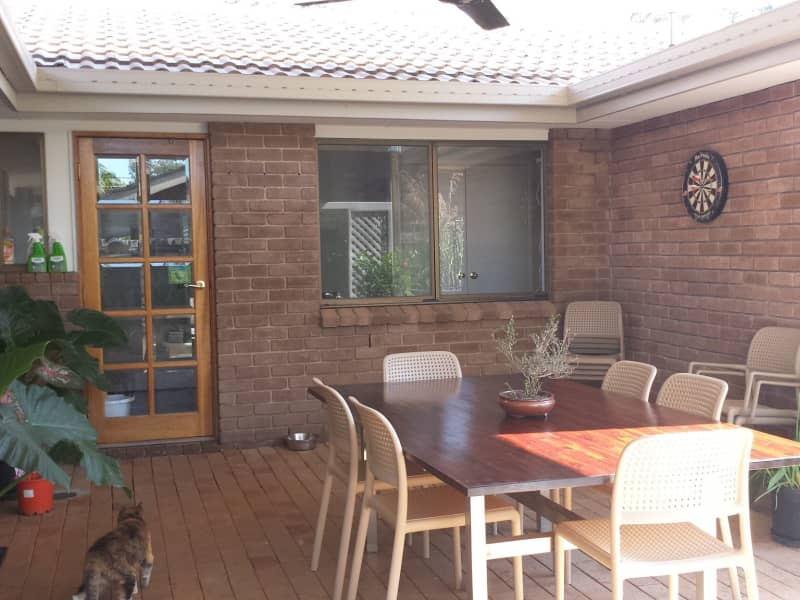 Housesitting assignment in Logan City, Queensland, Australia